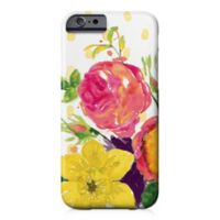 Designs Direct Confetti Flowers Barely There Case for iPhone 6/6S in Pink