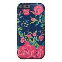 Designs Direct Rose Garden Barely There Case for iPhone 6/6S in Navy/Pink