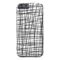 Designs Direct Drizzle Barely There Case for iPhone 6/6S in Charcoal