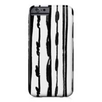 Designs Direct Sketched Lines Barely There Case for iPhone 6/6S in Black