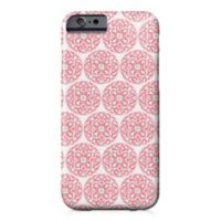 Designs Direct Circles Barely There Case for iPhone 6/6S in Coral