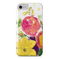 Designs Direct Confetti Flowers Barely There Case for iPhone 7 in Pink