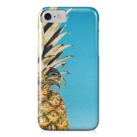 Designs Direct Pineapple Party Barely There Case for iPhone 7 in Blue