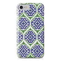 Designs Direct Moroccan Tile Barely There Case for iPhone 7 in Blue