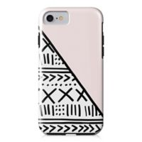 Designs Direct Aztec-Inspired Print Tough Case for iPhone 7 in Pink