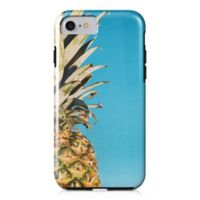 Designs Direct Pineapple Party Tough Case for iPhone 7 in Blue