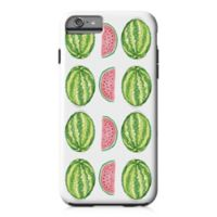 Designs Direct Whimsical Watermelons Tough Case for iPhone 6 Plus in Green