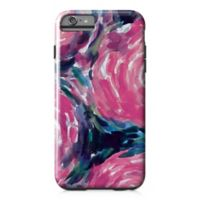 Designs Direct Painterly Flowers Tough Case for iPhone 6 Plus in Pink