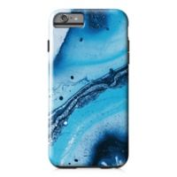 Designs Direct Galaxy Marble Tough Case for iPhone 6 Plus in Blue