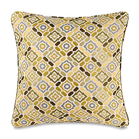 Throw Pillow Covers Bed Bath Beyond : Make-Your-Own-Pillow Ritz Square Throw Pillow Cover - Bed Bath & Beyond