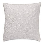 My-Throw-Own-Pillow Mystic Throw Pillow Cover in White
