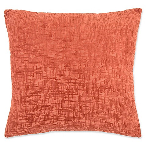 Throw Pillow Covers Bed Bath Beyond : Make-Your-Own-Pillow Motley Square Throw Pillow Cover - Bed Bath & Beyond