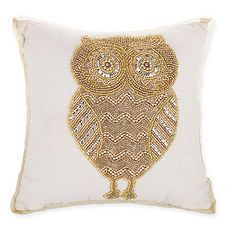 Owl Pillow Bed Bath Beyond