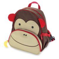 SKIP*HOP® Zoo Packs Little Kid Backpacks in Monkey