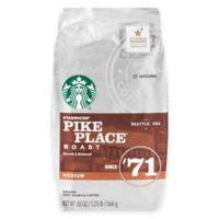 Starbucks® 20 oz. Pike Place® Roast Ground Coffee