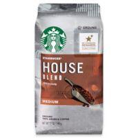 Starbucks® 12 oz. House Blend Ground Coffee