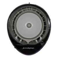 EcoJet by Joape Cassino Residential/Commercial Wall Mount Misting Fan in Black