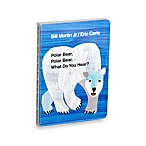 Polar Bear Polar Bear What Do You Hear? Board Book by Eric Carle
