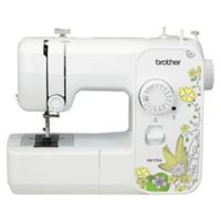 Brother SM1704 Sewing Machine in White/Yellow