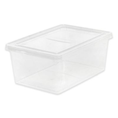 Buy Clear Storage from Bed Bath Beyond