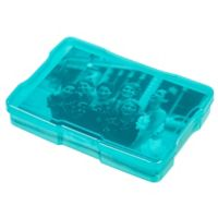 Iris USA 4-Inch x 6-Inch Photo/Craft Case in Assorted Purple and Blue (Set of 18)