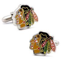 NHL Chicago Blackhawks Cufflinks