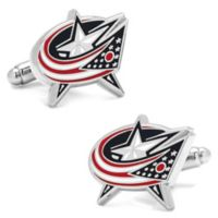 NHL Columbus Blue Jackets Cufflinks