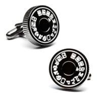 Cufflinks, Inc. Gunmetal-Plated Camera Mode Dial Cufflinks