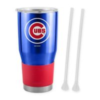 MLB Chicago Cubs 30 oz. Ultra Tumbler with Straws