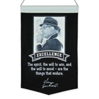Vince Lombardi Excellence Wall Banner