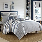 Nautica® Fairwater Full/Queen Comforter Set in Medium Blue