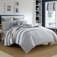 Nautica® Fairwater Twin Comforter Set in Medium Blue