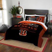 NFL Cincinnati Bengals Draft Full/Queen Comforter Set