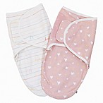 ED Ellen DeGeneres 2-Pack Cotton Tail Swaddles