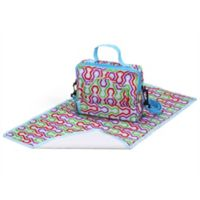 ChangePal™ Diaper Bag Organizer in Blue