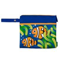 Stephen Joseph® Clownfish Wet/Dry Bag in Blue