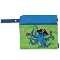 Stephen Joseph® Octopus Wet/Dry Bag in Green