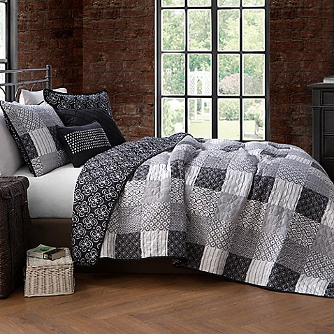 Evangeline Reversible Quilt Set Bed Bath Amp Beyond