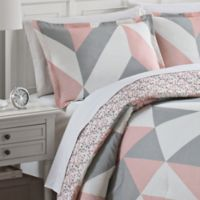 Marble Hill Lena King Comforter Set in Pink