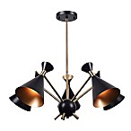 Kenroy Home Arne Light Fixture Collection
