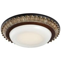 Minka-Lavery® Recessed Ceiling Light in Belcaro Walnut™