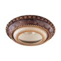 Minka-Lavery® 6-Inch Recessed Décor Trim Ceiling Light in Illuminati Bronze™