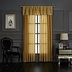 Paris Gold Window Valance in Gold