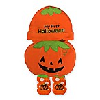 Little Me® Size 0-12M 3-Piece Halloween Hat, Bib and Bootie Set
