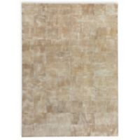 Exquisite Rugs Capri 5-Foot x 8-Foot Area Rug in Beige