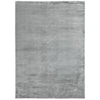 Exquisite Rugs High Low 8-Foot x 10-Foot Area Rug in Light Blue