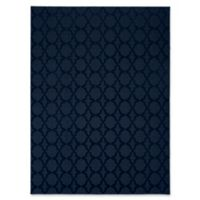 Garland Sparta 5-Foot x 7-Foot Area Rug in Indigo