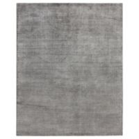 Exquisite Rugs Duo 8-Foot x 10-Foot Area Rug in Silver/Dark Grey