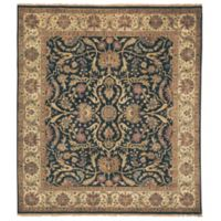 Exquisite Rugs Polonaise 8-Foot x 10-Foot Area Rug in Ivory/Brown