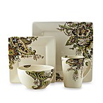 Tabletops Unlimited® Angela Square 4-Piece Place Setting